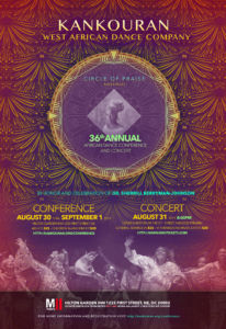 36th Annual Conference and Concert – KanKouran West African